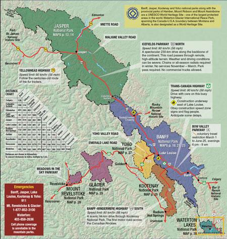 map of alberta canada. Map of Alberta, Canada